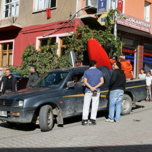 Сплав по Чороху в Турции