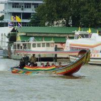 Река Чао Прая в Бангкоке