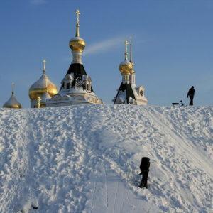 Дмитров, Кремль и Перемиловская высота