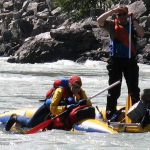 Спокойный сплав по реке Катунь на Горном Алтае