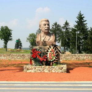 Линия Сталина. Белоруссия.