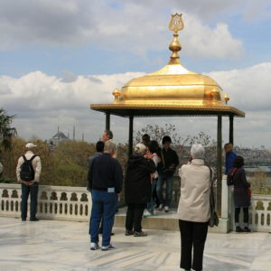 Дворец Топкапы и Цистерна Базилика – жемчужины Стамбула