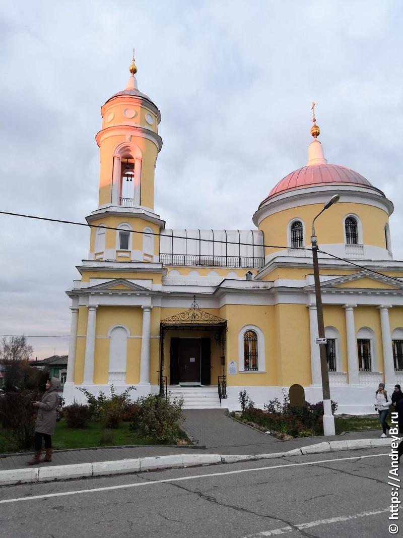 Церковь Крстовоздвиженская