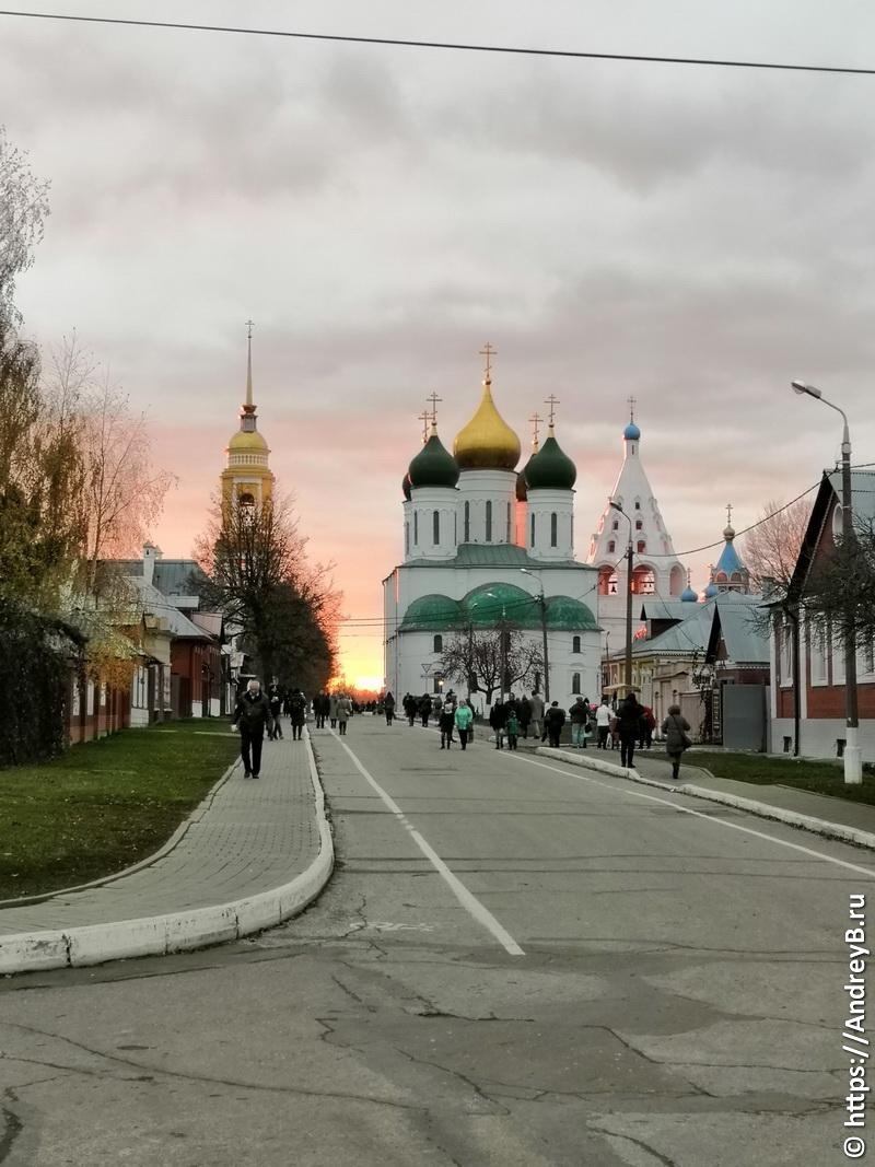 Коломна церковь